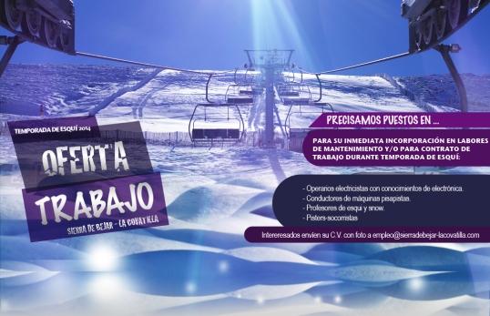 ofertas ski